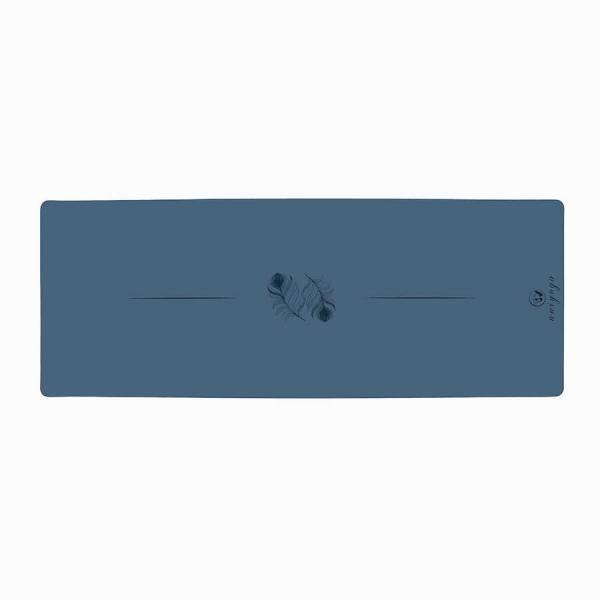 Ma'at Design Kaydırmaz 5 mm Mavi Yoga & Pilates Matı