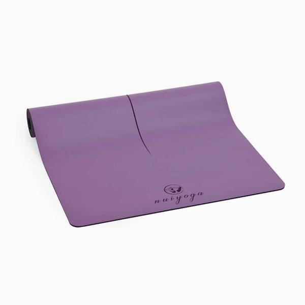 Ma'at Design Kaydırmaz 5 mm Mor Yoga & Pilates Matı