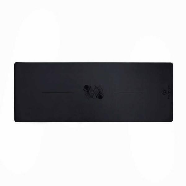 Ma'at Design Kaydırmaz 5 mm Siyah Yoga & Pilates Matı