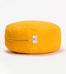 Sarı Bolster & Meditasyon Minderi - Thumbnail